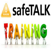 safeTALK - Suicide Alertness for Everyone: Tell, Ask, Listen and Keep Safe