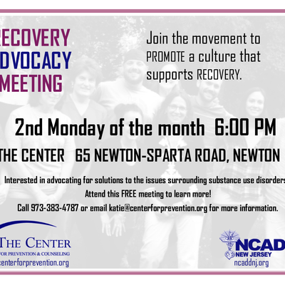 Recovery Advocacy